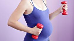 Benefits of exercise for mom and baby